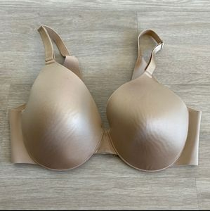 NEW Soma Vanishing Back Full Coverage Nude Beige